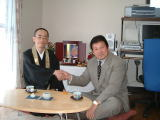 新日本プロレス藤波辰実爾氏と対談
