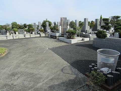 船橋市営馬込霊園の墓じまい