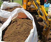 土葬-掘削-墓じまい