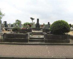 八柱霊園の墓じまい