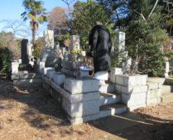 墓じまい-多磨霊園