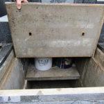 お墓の蓋の開け方に追記しました