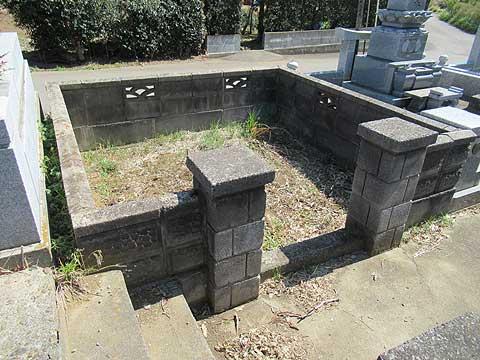 昔流行ったお墓
