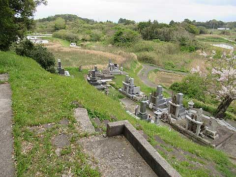 墓が家から離れている理由
