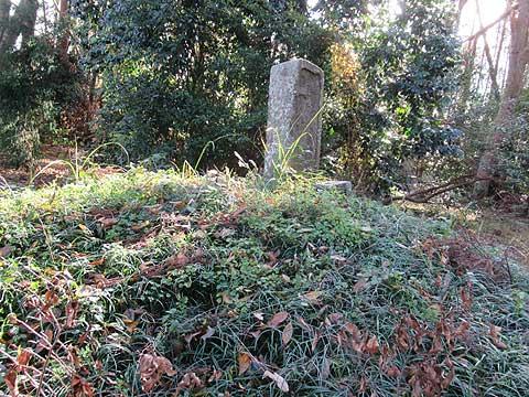土葬のお墓