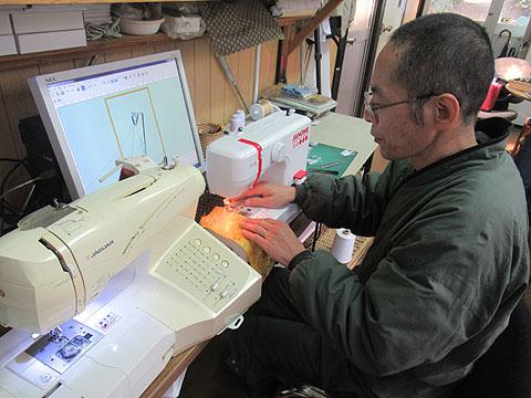 手作り-刺繍